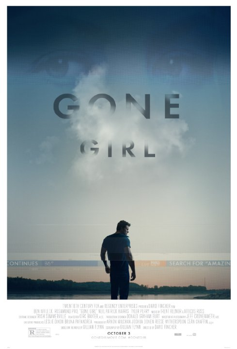'Gone Girl' thrills viewers with suspense, mystery