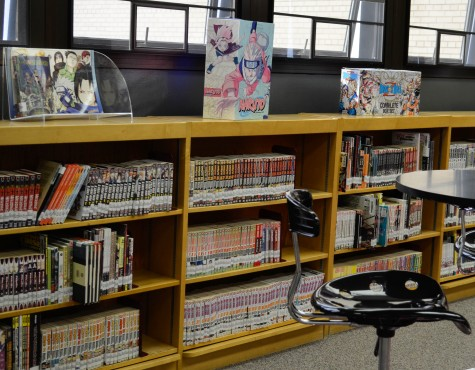 Anime Club brings new interest into old pastime
