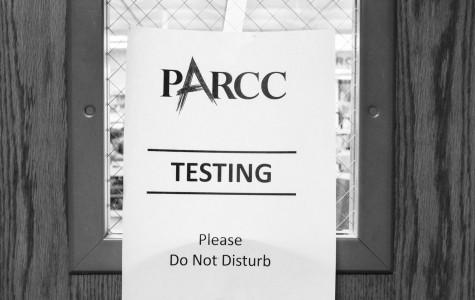 Freshmen take a walk in the fresh era of PARCC testing