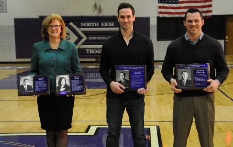 4 Alumni inducted into athletic hall of fame
