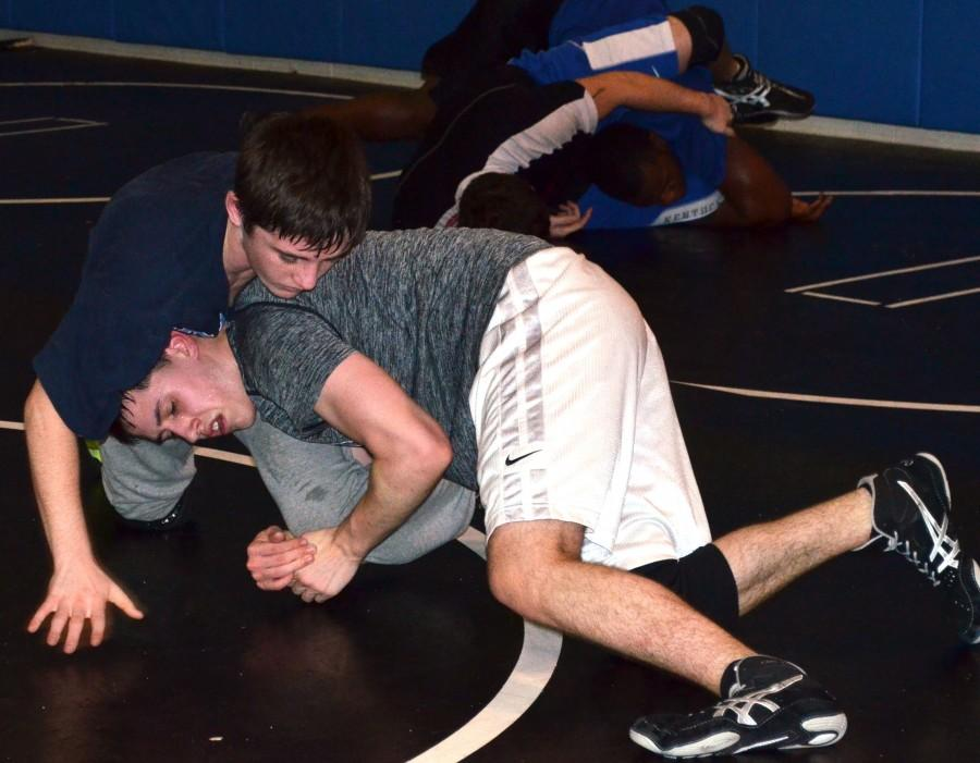 Wrestling teaches more than moves
