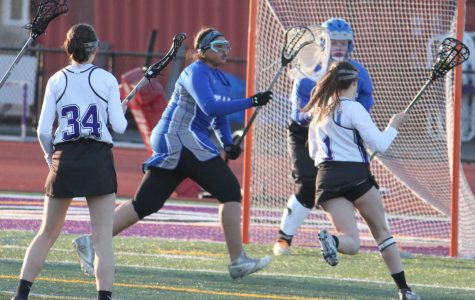 Girls' lacrosse participation takes off due to new interest