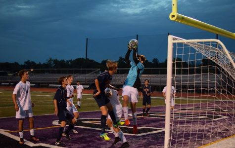 Boys' varsity soccer defeats OPRF and possibility of another losing streak