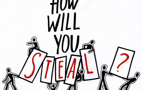 Students steal from Austin Kleon