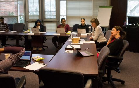 Principal Advisory Committee discusses issues facing students