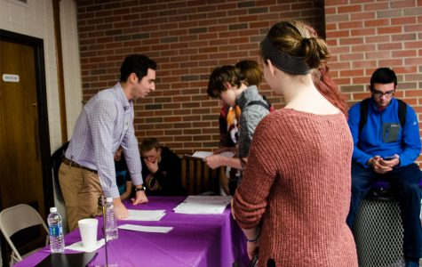 Alumni showcase job opportunities for students at the inaugural Career Day