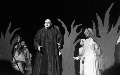 Spring musical brings life into morbid show
