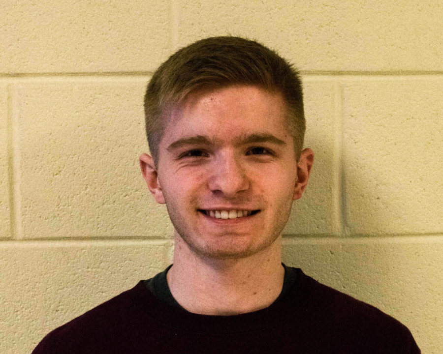 Athlete of the Month: Nathan Kerr