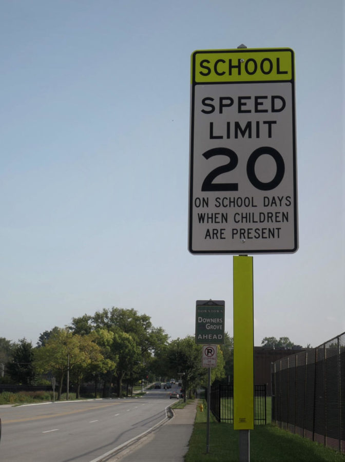 School zones established near Main Street crossing