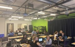 Back again: self-guided classroom sets precedent for the future