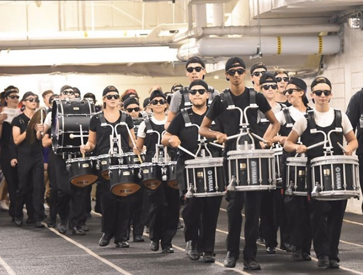 Booming: DGN drumline success, popularity turning heads