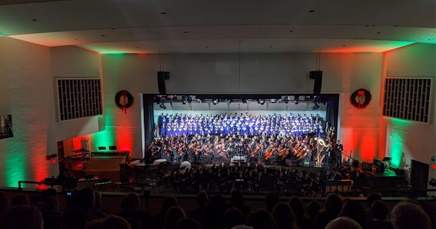 Timing of Mosaic concert causes stress for Fine Arts students