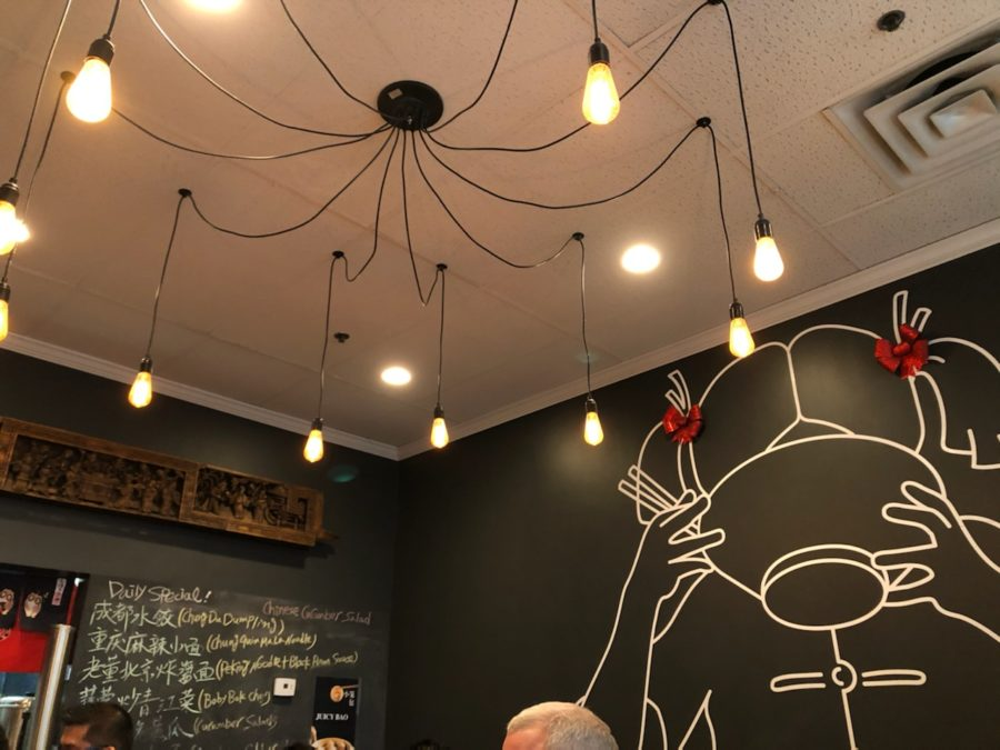Grubich Grub: Katy's Dumplings creates a welcoming environment for guests, despite having close corners