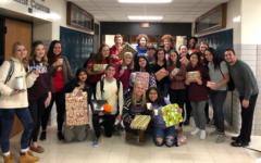 Holiday season traditions differ between schools