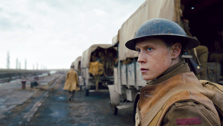 Lance Corporal William Schofield, portrayed by George MacKay.