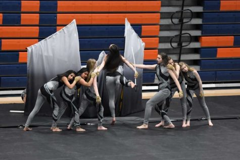 PERFORMING: DGN Winter Guard
