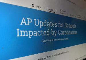 The College Board announces changes to AP exams, additional resources
