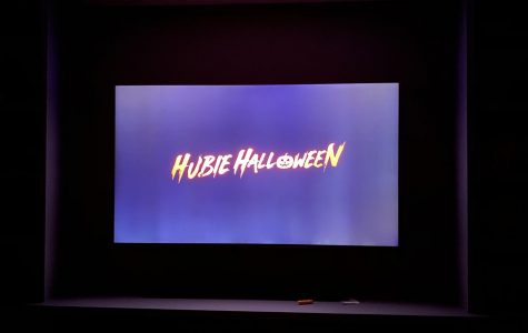 SIT BACK AND RELAX: Hubie Halloween gets you in the mood for 'spooky season'.