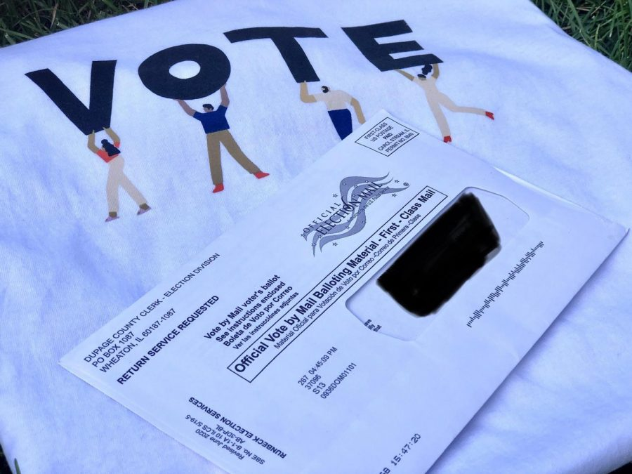 VOTING BY MAIL: many have chosen to vote early and by mail this year, due to concerns related to the COVID-19 pandemic.