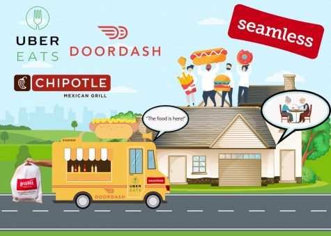 Hanscom's Top Five: Food delivery platforms you can use to support local restaurants