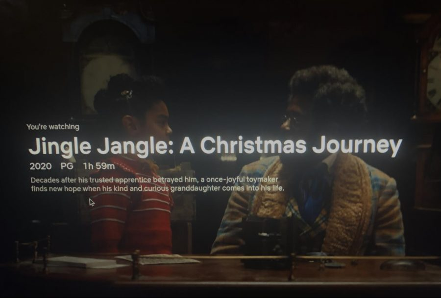 'TIS THE SEASON: Jingle Jangle: A Christmas Journey sets the tone for the holidays with touching Christmas spirit.
