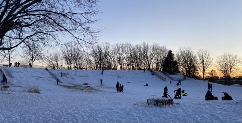 TRADITION: Snow days are cherished by kids of all ages.