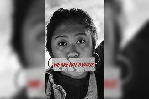 WE ARE NOT A VIRUS: The critic: Emma Cho, half-Filipino, half-Korean, 100% Asian American.