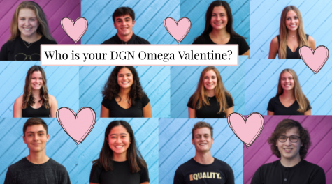 Which male/female DGN Omega staff member is your Valentine?
