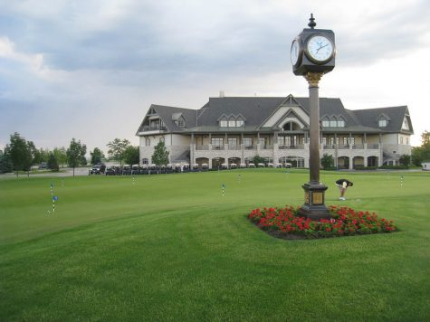 THE VENUE: Prom will be held outdoors at the Bolingbrook Golf Club on May 19.