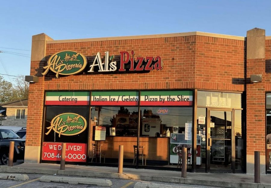HIDDEN GEM: Al's Pizzeria is a perfect place to try authentic Italian meals located in North Riverside. Switch up your everyday choice of pizza and you won't go back.