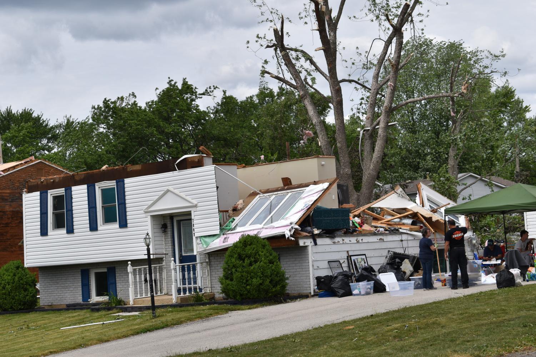 Demolished Houses